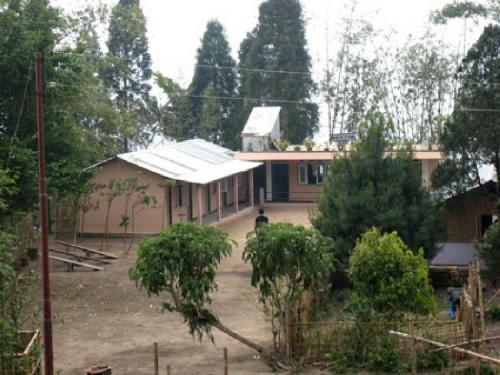 14 Early School Building 3sm