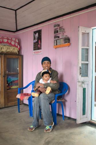 Father and child sm